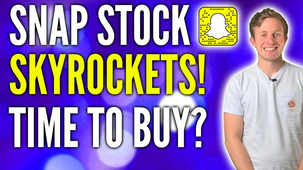 Snap Stock Soars 20% To New All-Time High On Earnings Beat And ...