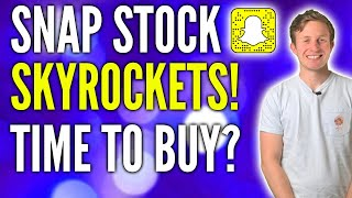 Snap stock posted amazing earnings and skyrocketed after hours today! here's the important info how i'm going to trade snapchat forward!my in...