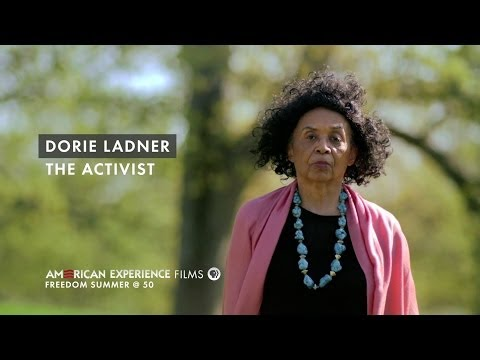 "Dorie Ladner, ""The Activist"""