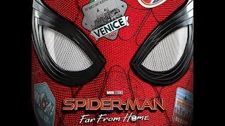 spider man far from home official trailer 2019