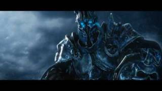 WoW Wrath of the Lich King Trailer (Russian)