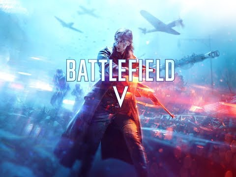 Battlefield V Music End intro I Vow to thee my Country