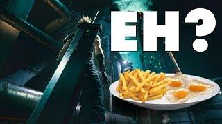 Final Fantasy VII Remake E3 2019 Gameplay - Honestly I'm Underwhelmed (OMGH)