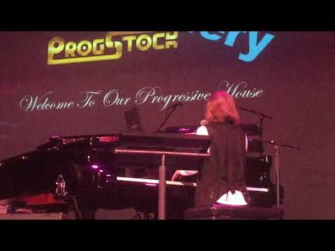 Rachel Flowers performing TARKUS ProgStock 2017