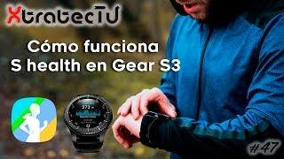 Cómo funciona S health en Gear S3 //#47 XtartecTV(Vídeo tutorial de como funciona S Health en Gear S3., 2016-12-26T23:29:24.000Z)