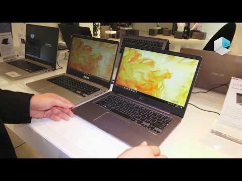 Asus Vivobook S14 S410 vs Asus Vivobook S14 Slim S406 - YouTube