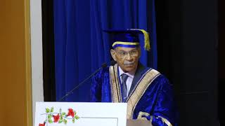 ALC Convocation 2019 - Dr.  R  K  Somany, Chairman & MD, HSIL Ltd  Hindware