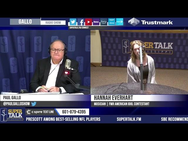 Hannah Everhart – American Idol Contestant