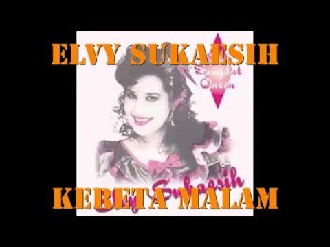 Elvy Sukaesih - Kereta Malam (Karaoke+Lirik)