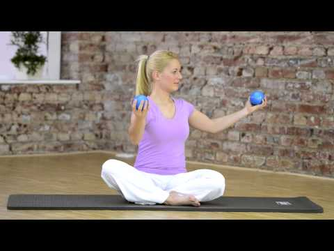 Video: Sissel Bollset för Pilates-toning