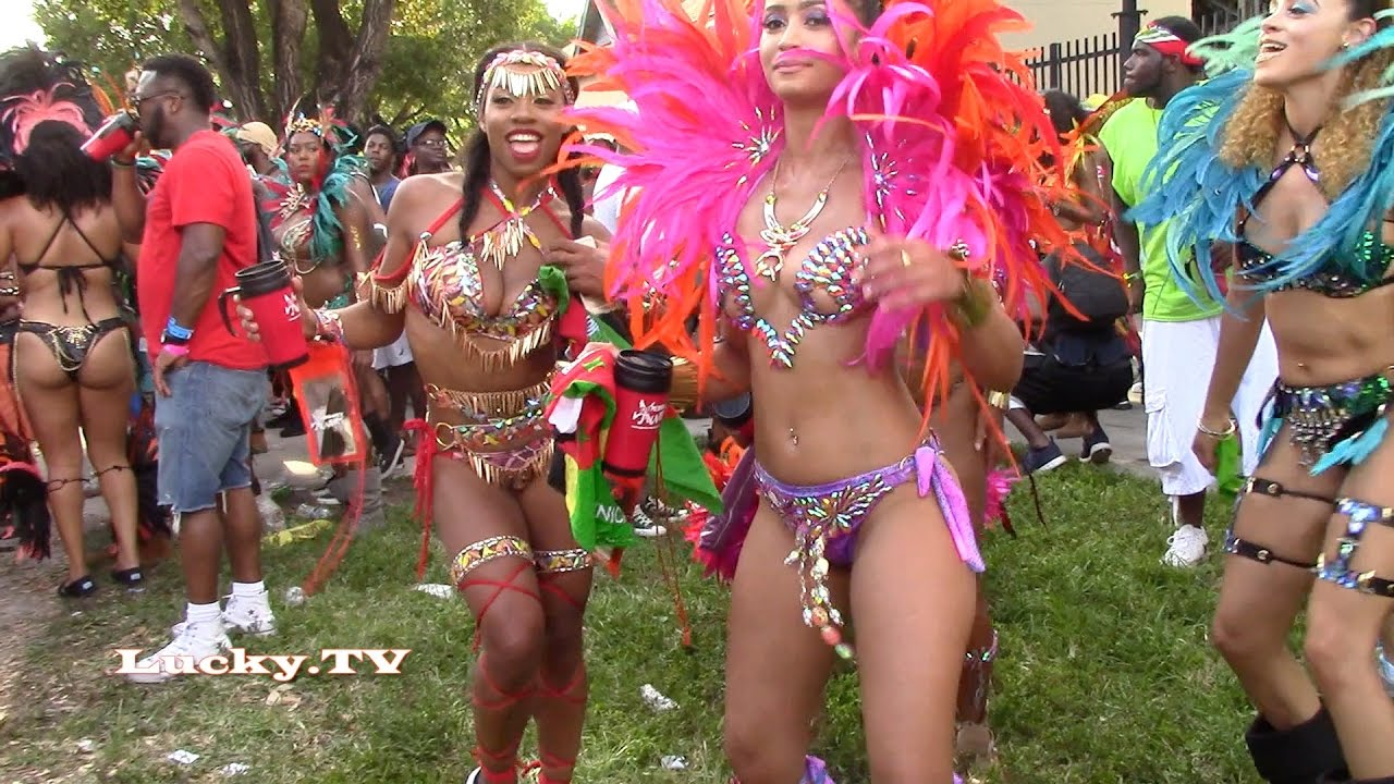 Welcome To The Miami Broward Carnival