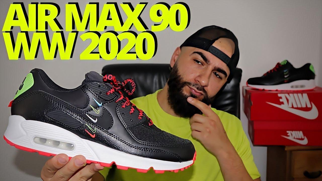 air max 90 worldwide