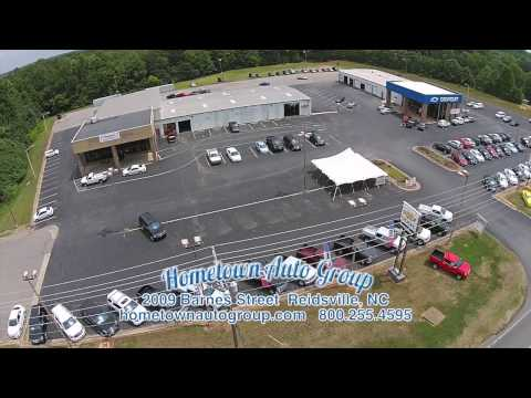 Hometown Auto Group 15 Sec HD
