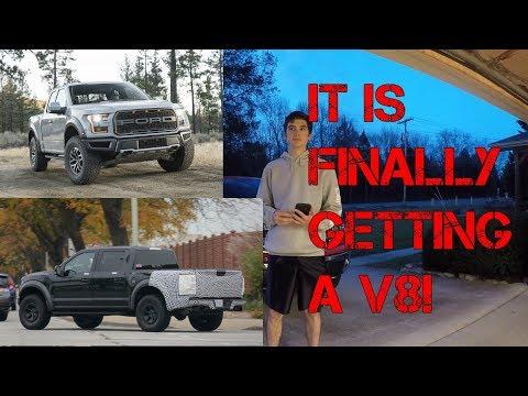 Ford Raptor is getting a .L V?! Truck Talk