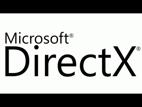 Как установить Directx 11 для Windows 8