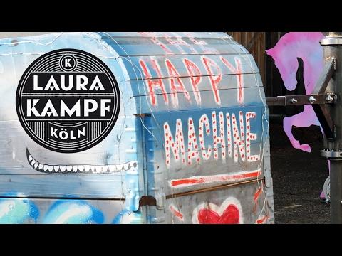 The Happy Machine / Bike Powered Carousel