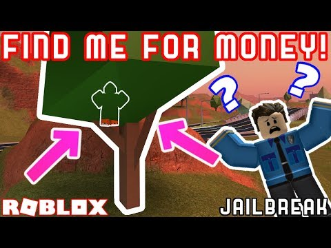 🔴FIND ME TO WIN PURPLE CRATE!!! - Roblox Jailbreak Live Hide and Seek!