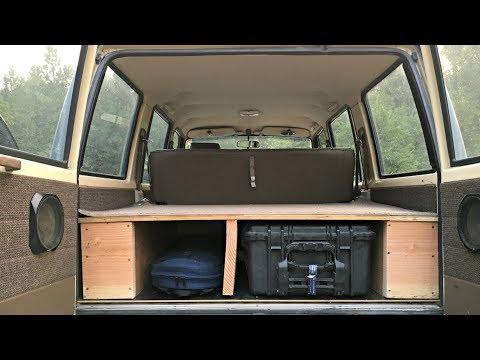 Vehicle Storage Platform