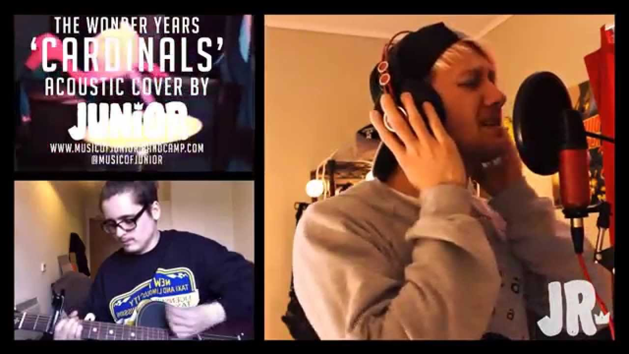 the-wonder-years-cardinals-acoustic-cover-juniormusic
