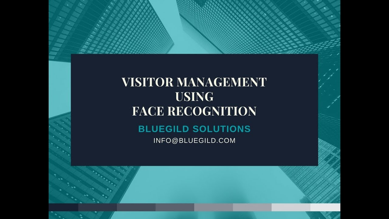 Face Recognition for Customer Identification & Visitor Management