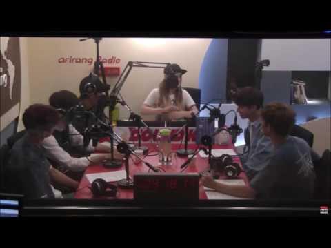 [FULL] KNK 크나큰 - 160620 Sound K Radio
