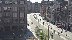 WebCam.NL | www.damrakbeursplein.amsterdam - live ultraHD PTZ camera Beursplein.