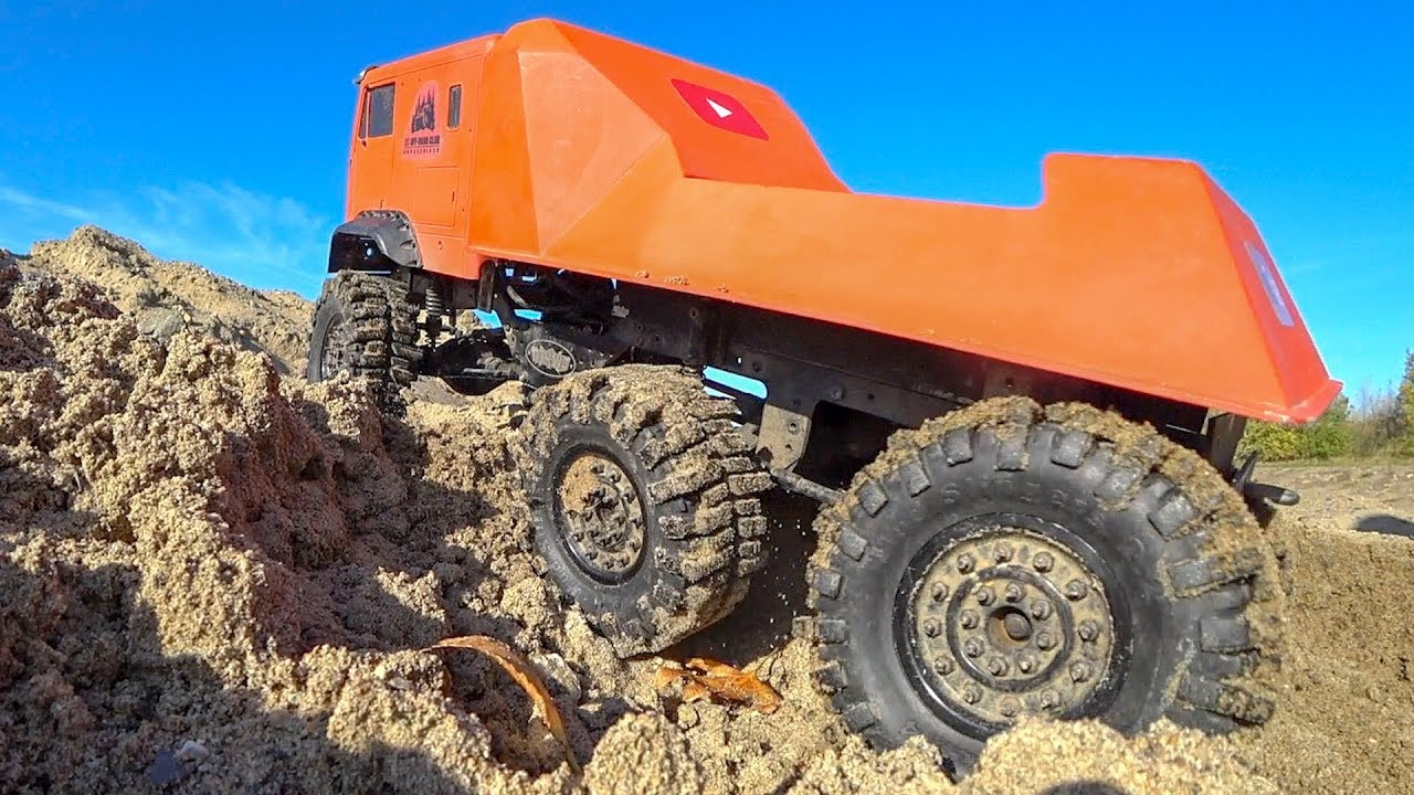 RC Truck Storm Racing 6x6 – The Beast RC4WD | Wilimovich