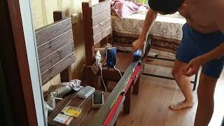 Лыжный спорт для любителей. Часть 6: Готовим беговые лыжи к длительному хранению.
