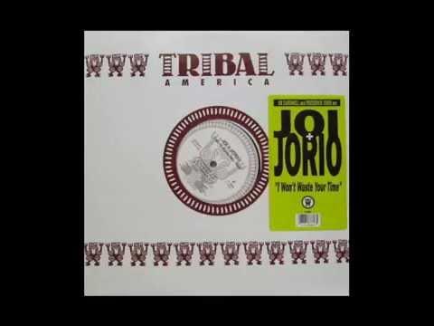 Jorio + Joi Cardwell - I Won't Waste Your Time (Underground Smoothness)