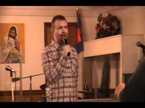 Rev. Wesley Ward / Preaching