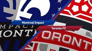 Highlights: Montreal Impact vs. Toronto FC | August 27, 2017