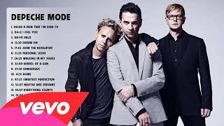 Depeche Mode Greatest Hits - Best of Depeche Mode Playlist 2020