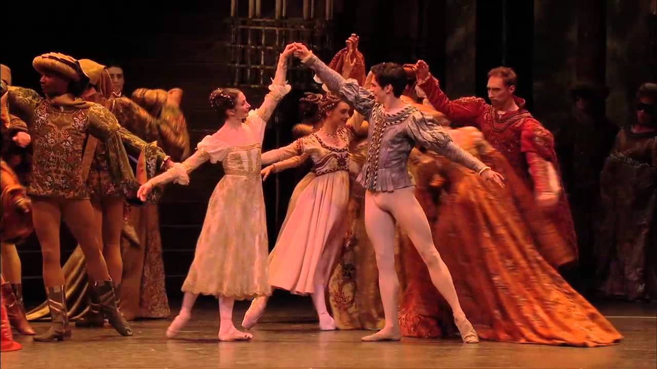 Prokofiev: ROMEO & JULIET (Royal Opera House) - YouTube