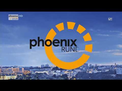 """phoenix Runde: """"Zwischen Idealismus und Realität – Flüchtlingspolitik in Deutschland"""" vom 31.01.18"""