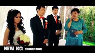 Невеста читает реп на свадьбе