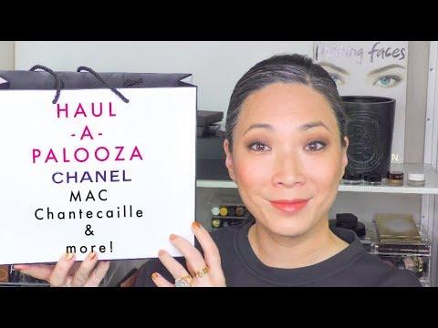 HAUL-A-PALOOZA - Chanel, Chantecaille, MAC And More!