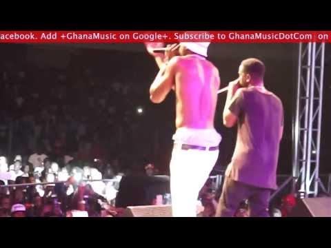 Sarkodie & Joey B - Performs 'Tonga' at Sarkology release concert   GhanaMusic.com Video