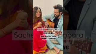 Tere Jeya Hor Disda X Meera Ke Prabhu | Acoustic Live | Sachet & Parampara | #SpreadSmile