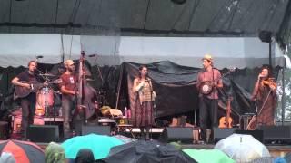 Elephant Revival - Main stage set -  Yonder Harvest Festival - Ozark, AR 10-12-12 SBD HD tripod