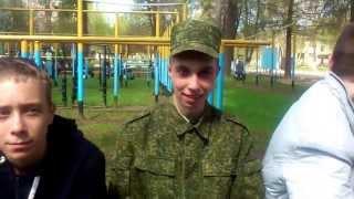 Денис в Армии (г.Борисов)