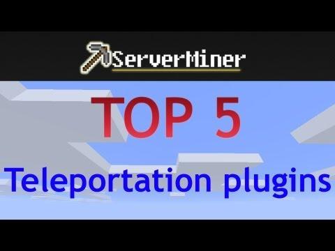 Top 5 Teleportation Plugins For Your Bukkit Server