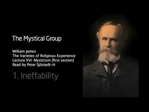 William James - the Mystical Group