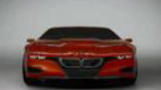 BMW M1 Homage Animated Video