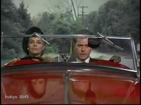 An Invigorating Ride!  Larry Hagman and Candice Bergen