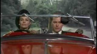 An Invigorating Ride! - Larry Hagman and Candice Bergen
