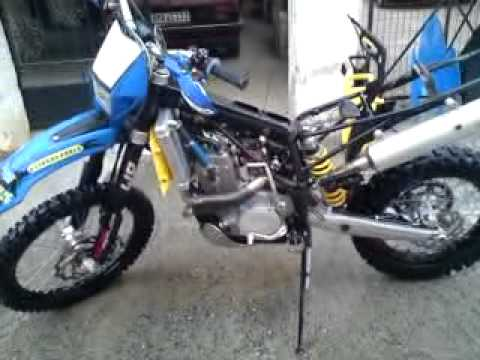 husaberg fe 550 2008 youtube. Black Bedroom Furniture Sets. Home Design Ideas