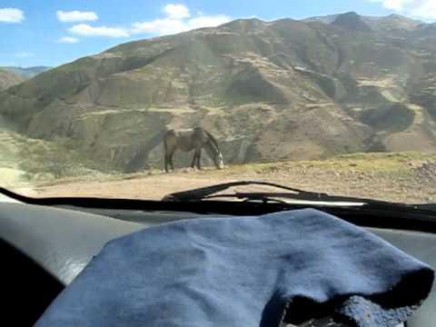 Rutas Mortales vilcashuaman