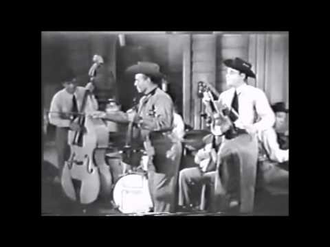 Bob Wills  & The Texas Playboys - Deep Water (LIVE)