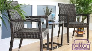 Patio Garden Furniture - Rattan Outdoor Furniture