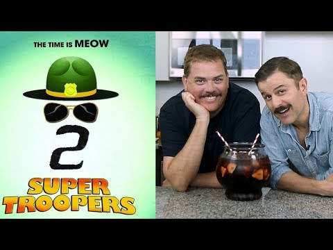 Super Troopers 2 Snozzberry Punch